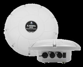Moonwell MW-9925 2.4 – 2.48 GHz Yönlendirilmiş Aktif RFID Okuyucu